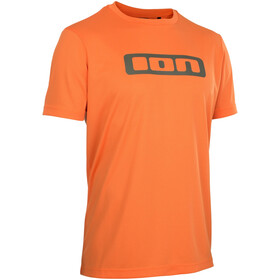 ION Scrub Kurzarm-Shirt Herren riot orange